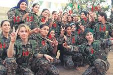 Bu fotoğraftaki kızların hepsi öldürüldü! PKK'nın kirli oyunu...