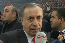 Mustafa Cengiz'den derbi açıklaması