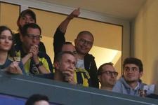 Fenerbahçe'den Alex De Souza paylaşımı