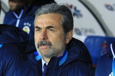 Aykut Kocaman'dan derbide kadro sürprizi