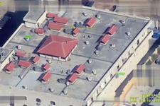 TSK paylaştı! İşte vurulduğu iddia edilen hastanenin son hali