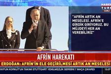 Erdoğan: Sizlere her an müjdeyi verebiliriz