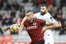 Gençlerbirliği Akhisarspor maçı golleri ve özeti