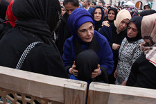 Erdoğan ailesinin acı günü: Son yolculuğuna uğurlandı!