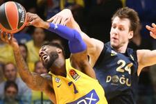Fenerbahçe Doğuş Maccabi FOX'u ağırlıyor
