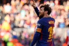 Lionel Messi'nin gol sevinci şaşırttı!
