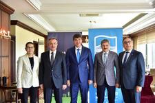 Başkan Türel SKB toplantısına katıldı