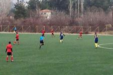 Malatya'da 19-0'lık maç hakem kararıyla erken bitti