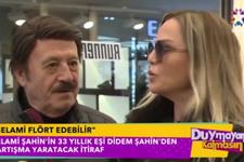 Selami Şahin'in eşi Didem Şahin'den olay yaratacak açıklama!