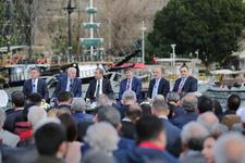"""Türel: 'Antalya'nın denizle barışık tesislere ihtiyaç var. """""""