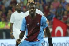 Trabzonspor taraftarı Dame N'Doye için sözleşme istiyor