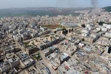 Afrin'de PKK'nın gıda depolarını siviller anlattı