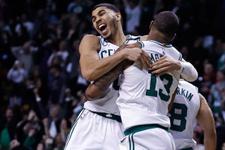Boston Celtics son saniyede kazandı