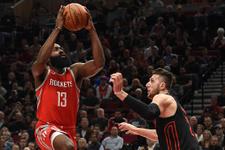 Portland'ı Houston Rockets durdurdu
