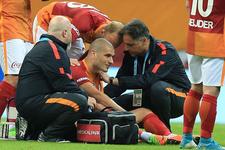 Galatasaray'da sakatların son durumu belli oldu
