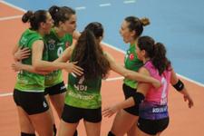 Bursa Büyükşehir Belediyespor CEV Challenge Kupası'nda finalde