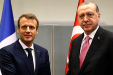 Erdoğan'dan Macron'a Afrin tepkisi