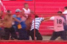 Arjantin'de maç değil kaos! 100 taraftara gözaltı...
