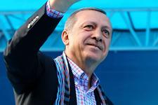 Cumhurbaşkanı'ndan Trabzonspor'a çifte müjde