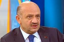 Bakan Fikri Işık'tan Menbiç harekatı açıklaması