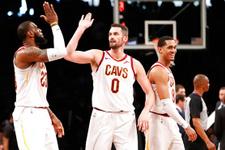 Cleveland Cavaliers'tan 5 maçlık galibiyet serisi