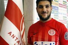 Antalyaspor'da El Kabir İsveç'e kiralandı