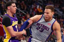 Lakers'ın play-off umutları sona erdi