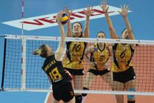 VakıfBank Sultanlar Ligi'nde finale yükseldi