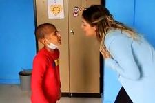Amansız hastalığı olan öğrencisine moral için beste yapan öğretmen