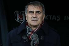 Beşiktaş'ın Alanyaspor maçı 11'i