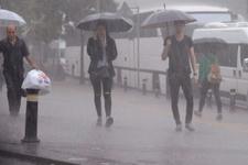 Hava durumu Adana sağanak çok sert yeni rapor