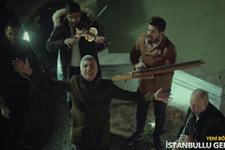 İstanbullu Gelin 43. bölüm 2. fragmanı Faruk'tan Süreyya'ya olay serenat