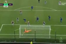 Cenk Tosun ilk golünü attı