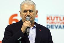 Başbakan Yıldırım: Mücadele devam edecek