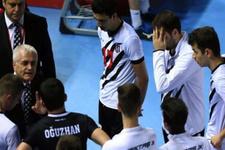 Voleybol Efeler Ligi'nde Beşiktaş küme düştü
