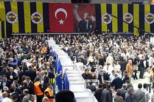 Fenerbahçe'de tarihi kongrede bir ilk