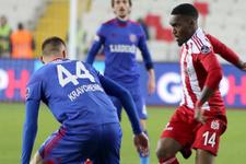 Sivasspor Kardemir Karabükspor maçı sonucu ve özeti