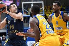 Fenerbahçe sezonu 2. sırada bitirmeyi garantiledi