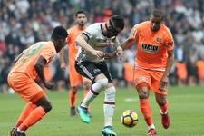 Beşiktaş-Alanyaspor maçı sonucu ve geniş özeti