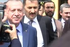 Erdoğan, 'Tarihi Halkın Köftecisi'nde yemek yedi
