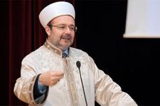 Mehmet Görmez'den bazı Arap ülkelerine ihanet tepkisi
