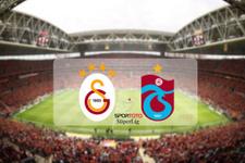 Galatasaray ile Trabzonspor 90. randevuya çıkıyor