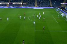 Fenerbahçe sayılmayan gole isyan etti
