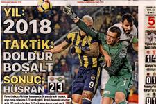 Günün spor gazete manşetleri! 5 Mart 2018