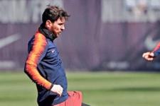Lionel Messi'nin fotoğrafı sosyal medyayı salladı