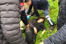 Babası selfie çekerken düşüp ölmüştü! Kızı da aynı yerden düştü
