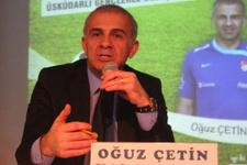 Oğuz Çetin şampiyonluk adayını açıkladı