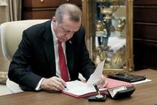 Erdoğan'ın onayladığı 4 kanun yürürlüğe girdi