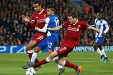 Liverpool 9 yıl sonra çeyrek finalde