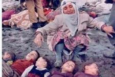 PYD Erzurumlu depremzedeleri Afrin'e taşıdı!
